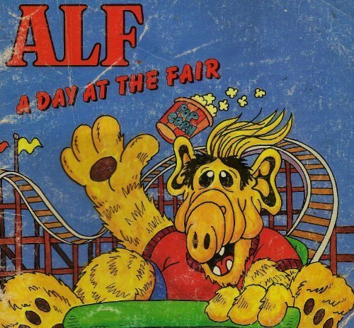 ALF A Day At The Fair (Alf Storybooks (Storybook Ceramics)