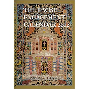 The Jewish Engagement Calendar 2002 Inc. Hugh Lauter Levin Associates and Hugh Lauter Levin Associates