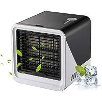 Klima Taşınabilir Klima Ünitesi Taşınabilir Klima Mini Taşınabilir Klima LED Işıklı ve 3 Hız Nemlendirici