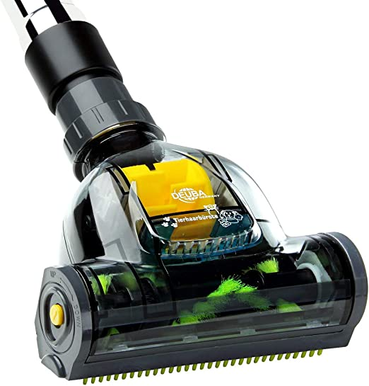 Cepillo específico para pelos de mascotas compatible con casi todos los modelos de aspiradora - adecuado para tubos de aspiradora de Ø 32 mm: Amazon.es: Hogar