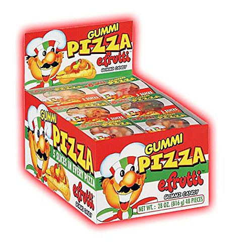 Gummi Pizza ()