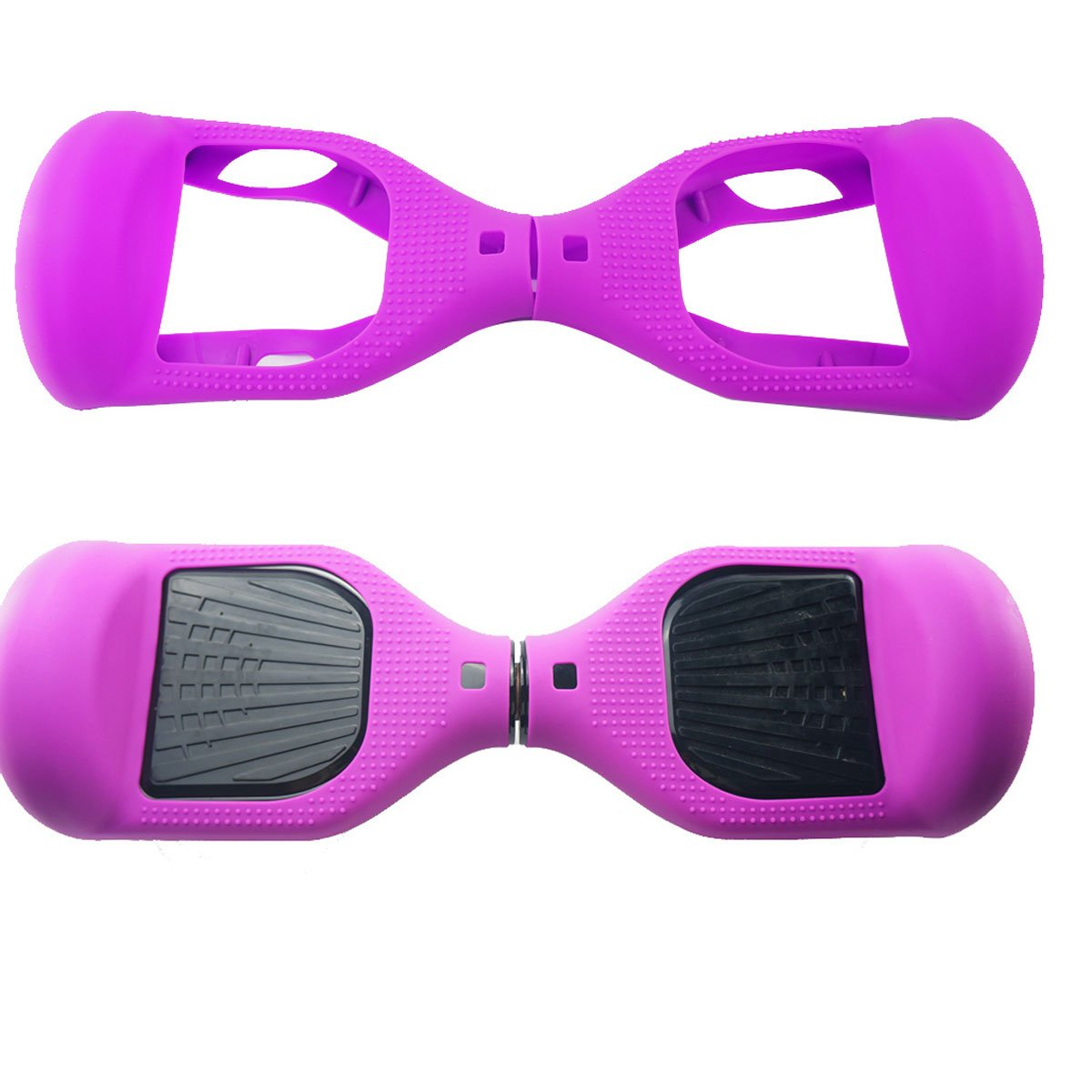 FBSPORT 6.5inch Silicone Scratch Protector Cover Case For 2 Wheels Self Balancing Electric Scooter (style-1)