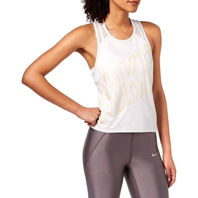Nike Womens Dry Miler Yoga Fitness Tank Top at Amazon ...