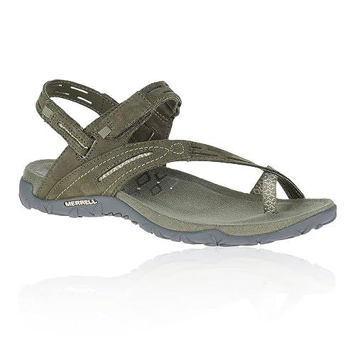 fdd3fa15a8f2 Merrell Women s Terran Convert Ii Heels Sandals  Amazon.co.uk  Shoes   Bags