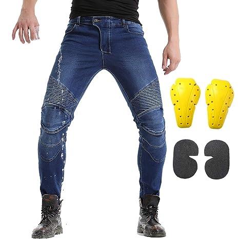Amazon.com: Pantalones de motociclismo impermeables para ...