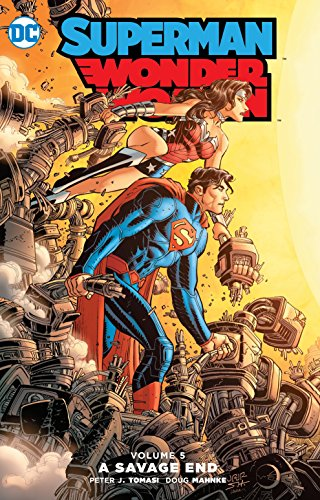 (Superman/Wonder Woman Vol. 5: A Savage)