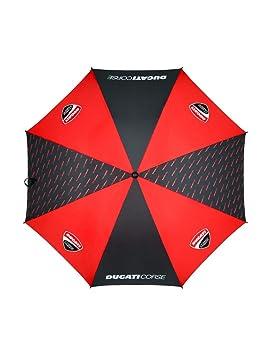 Ducati Corse Moto GP Racing Paraguas Logo Rojo Oficial 2018