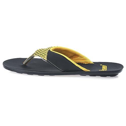 27c468beda4 PARAGON Vertex Men s Blue Flip-Flops  Buy Online at Low Prices in India -  Amazon.in