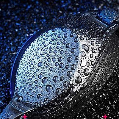 XD Panda Gafas, HD antivaho Big Box Gafas de natación para Hombres ...