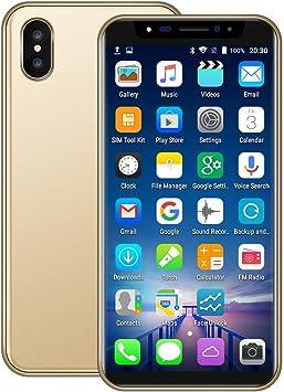 Dual SIM Dual Standby Smartphone 5.0 Pulgadas Dual HD Android 4.4 WiFi GPS 512 + 4G Dual SIM Dual Standby Smartphone: Amazon.es: Electrónica