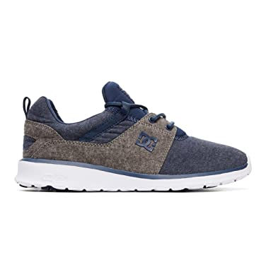 Chaussures DC Shoes Heathrow grises Skater homme YzbmA