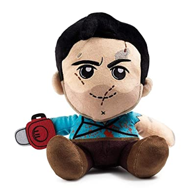 "Kidrobot Army of Darkness 8"" Phunny Plush: Ash: Toys & Games"