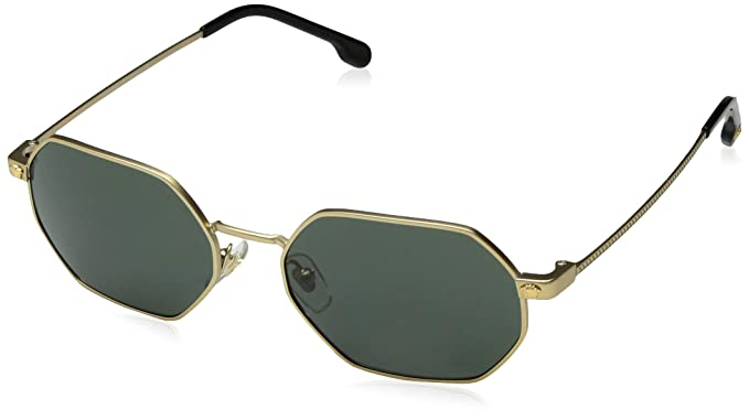 8721f5faf1 Amazon.com: Versace Unisex VE2194 Tribute Gold/Green One Size: Clothing