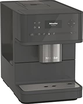 Miele CM 6150 Independiente Totalmente automática Máquina espresso 1.8L Gris - Cafetera (Independiente,
