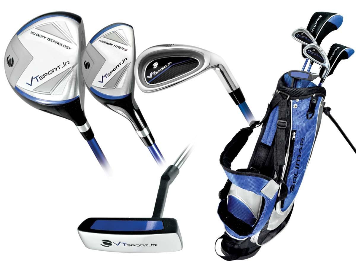 Orlimar VT deporte Junior juego completo de golf (blanco ...