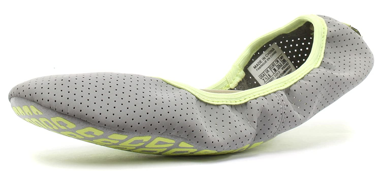 Amazon.com | Reebok True Studio Slipper Womens Yoga Shoes, 6 ...