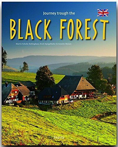 Dark woods, fertile meadows, gushing streams, and romantic gorges represent the diverse scenery of Germany's Black Forest in this travel companion. The region is illustrated as a place where ancient traditions have been carefully prese...