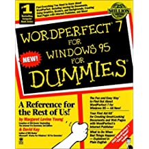 WordPerfect 7 For Windows 95 For Dummies