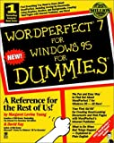 img - for WordPerfect? 7 For Windows? 95 For Dummies? book / textbook / text book
