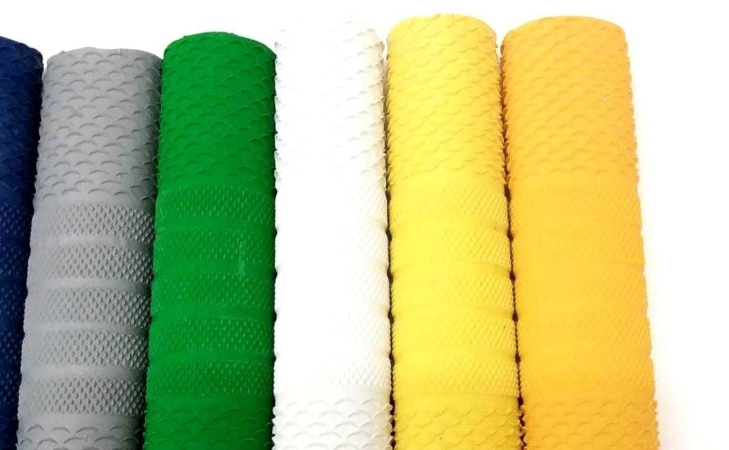 Anti Slip Non Slip Cricket Grips Bat Handle Rubber Grip in Various Colours