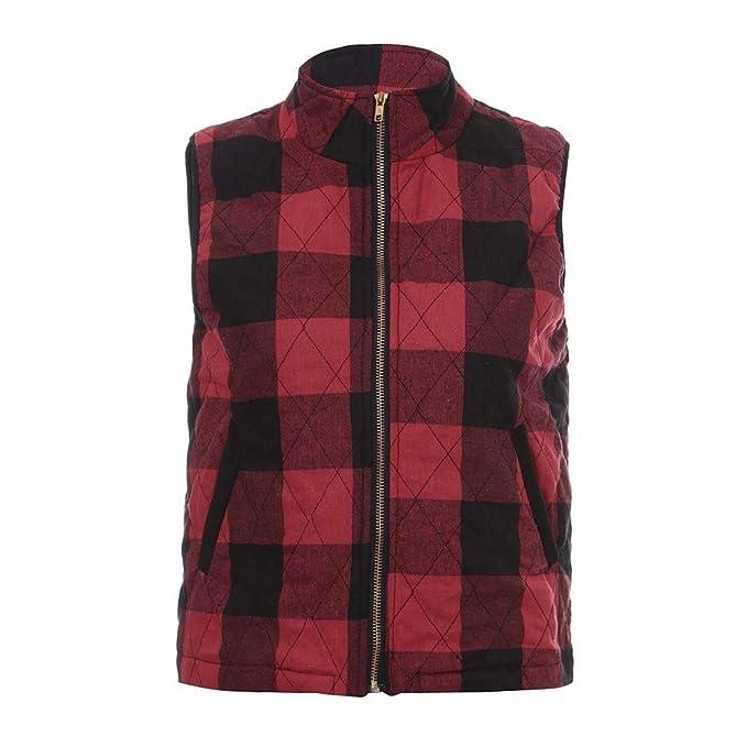 Linlink Venta de liquidacióna Abrigo de Las señoras Mujeres Cuello Alto suéter sin Mangas Jersey Blusa Camisas Abrigo Sudadera Outwear: Amazon.es: Ropa y ...