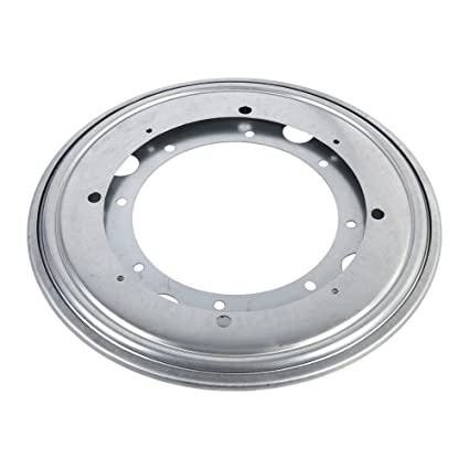 Furniture Parts Heavy Metal 3 Size Bearing Rotating Swivel-turntable Plate For Tv Rack Desk Table Smoothly Square/round For Corner Cabinets A Complete Range Of Specifications Furniture