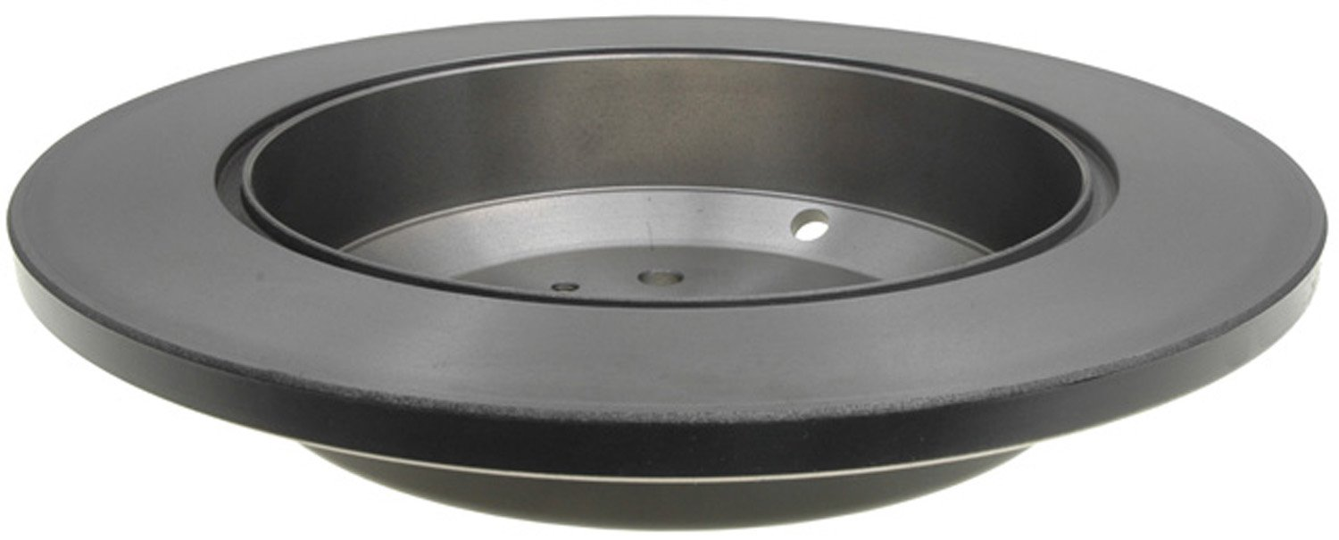 ACDelco 18A2685 Professional Rear Drum In-Hat Disc Brake Rotor