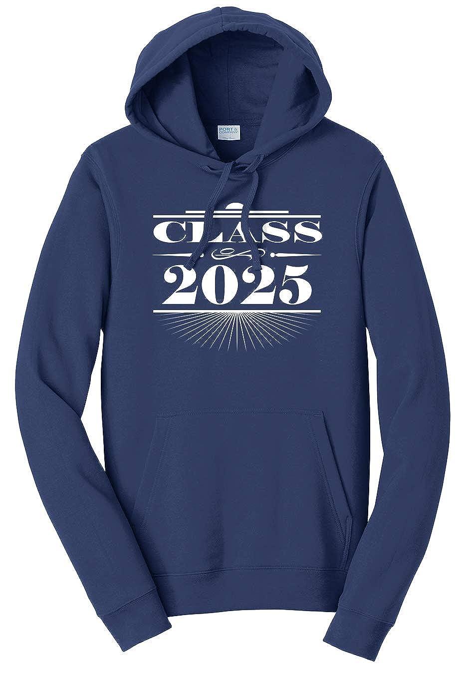 Tenacitee Unisex Art Deco Class of 2025 Sweatshirt