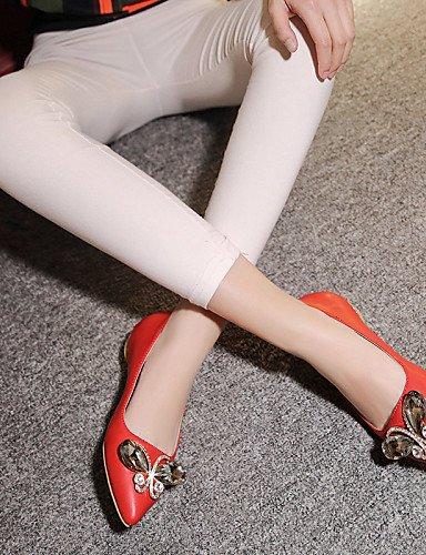 sint piel de mujer zapatos de PDX Z4wzP1x