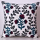 American Country Model Room Creative Geometric Embroidery Pillow Nordic Geometric Sofa Cushions MY458 45 45 (without core)