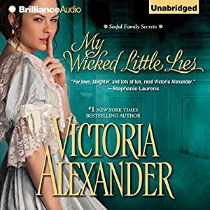 My Wicked Little Lies Audiobook