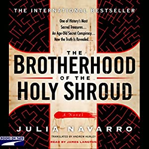 The Brotherhood of the Holy Shroud Hörbuch