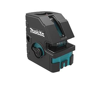 Laser Entfernungsmesser Linienlaser : Makita kreuz linienlaser ohne akku ladegerät sk104z: amazon
