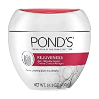 Pond's Rejuveness Anti-Wrinkle Cream Anti-Aging Face Moisturizer With Alpha Hydroxy...