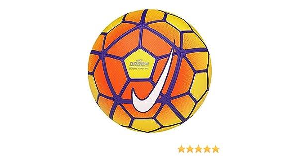 Nike Ordem 3 - Balón unisex, color amarillo / naranja / morado ...