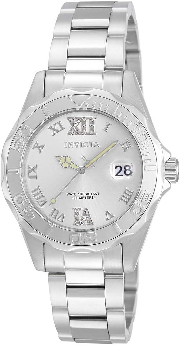 Invicta Pro Diver 12851 Reloj para Mujer Cuarzo - 38mm