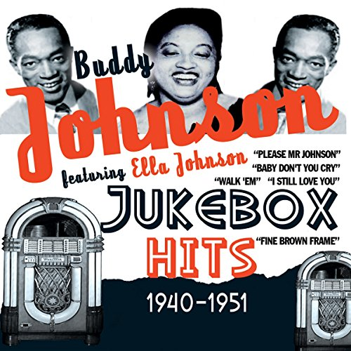 CD : Buddy Johnson - Jukebox Hits: 1940-51 (CD)