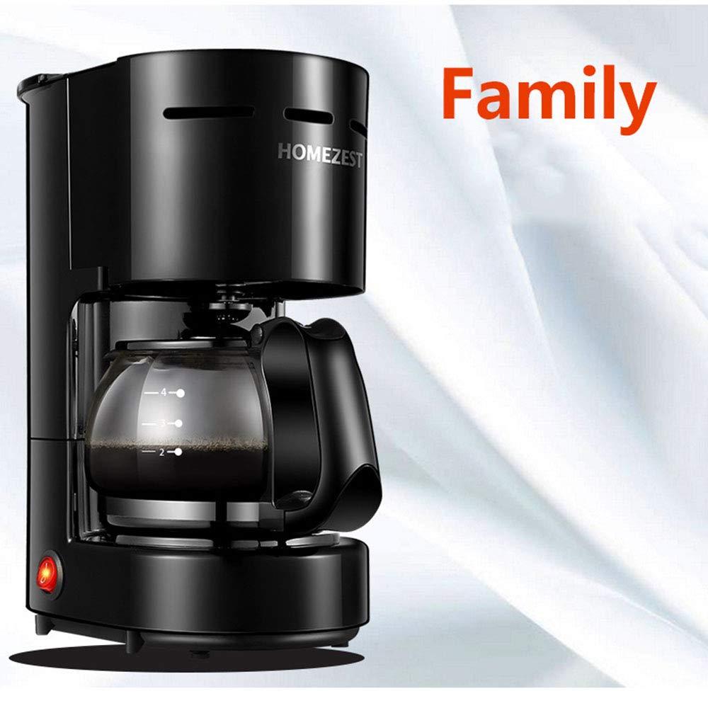 Douerge Mini máquina de café portátil 650 ml cafetera de Goteo ...