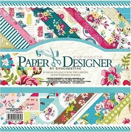 Eno Greeting Paper Designer Beautiful Pattern Design Printed Papers