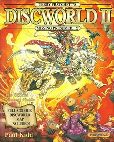 Book Discworld II: Missing Presumed... - The Official Strategy Guide
