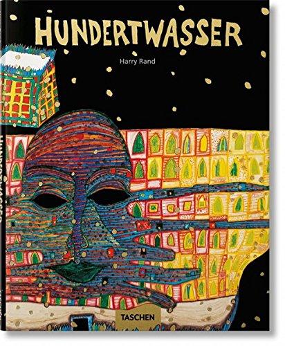 Hundertwasser Gebundenes Buch – 8. Dezember 2017 Harry Rand TASCHEN 383656758X Kunst / Sonstiges