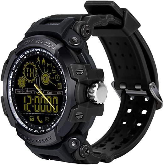 Reloj Inteligente, Reloj Impermeable para Deportes Al Aire Libre ...