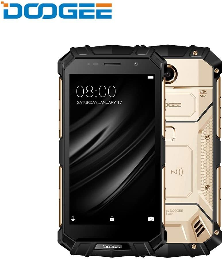 Bulary inalámbrico Recargable Smartphone Doogee S60 Lite IP68 5580 ...