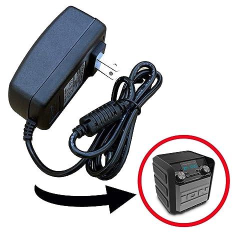 Amazon.com: AC DC adaptador de suministro de energía de ...