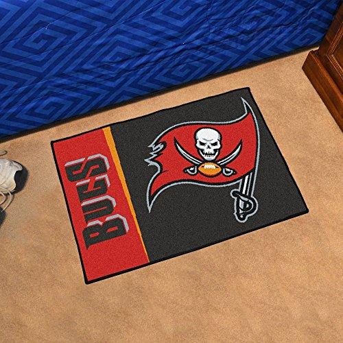 - Fan Mats Tampa Bay Buccaneers NFL Starter Uniform Inspired Floor Mat - 20 x 30 Inch