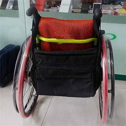 QINAIDI Bolsa de Silla de Ruedas para Caminante, Andador o Scooter ...