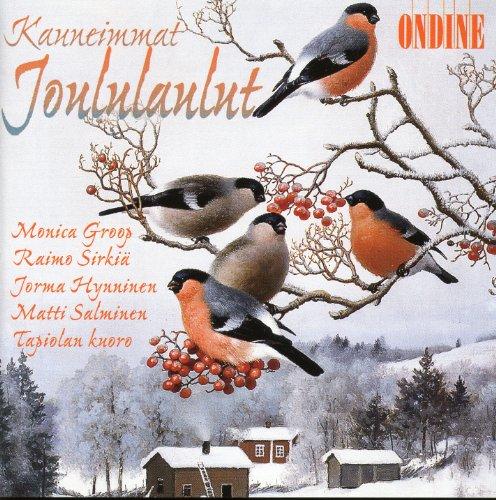 Heinillä härkien kaukalon (There in the Hay of the Ox's Stall) [Arr. Y. Hjelt for Choir]