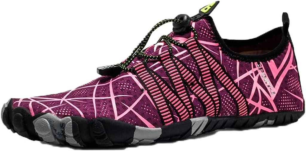 DoGeek Chaussures de Plage Chaussures Aquatiques Homme Femme Plage et deau Water Shoes pour Sport Aquatique,pour Tous Les Sports de Plage