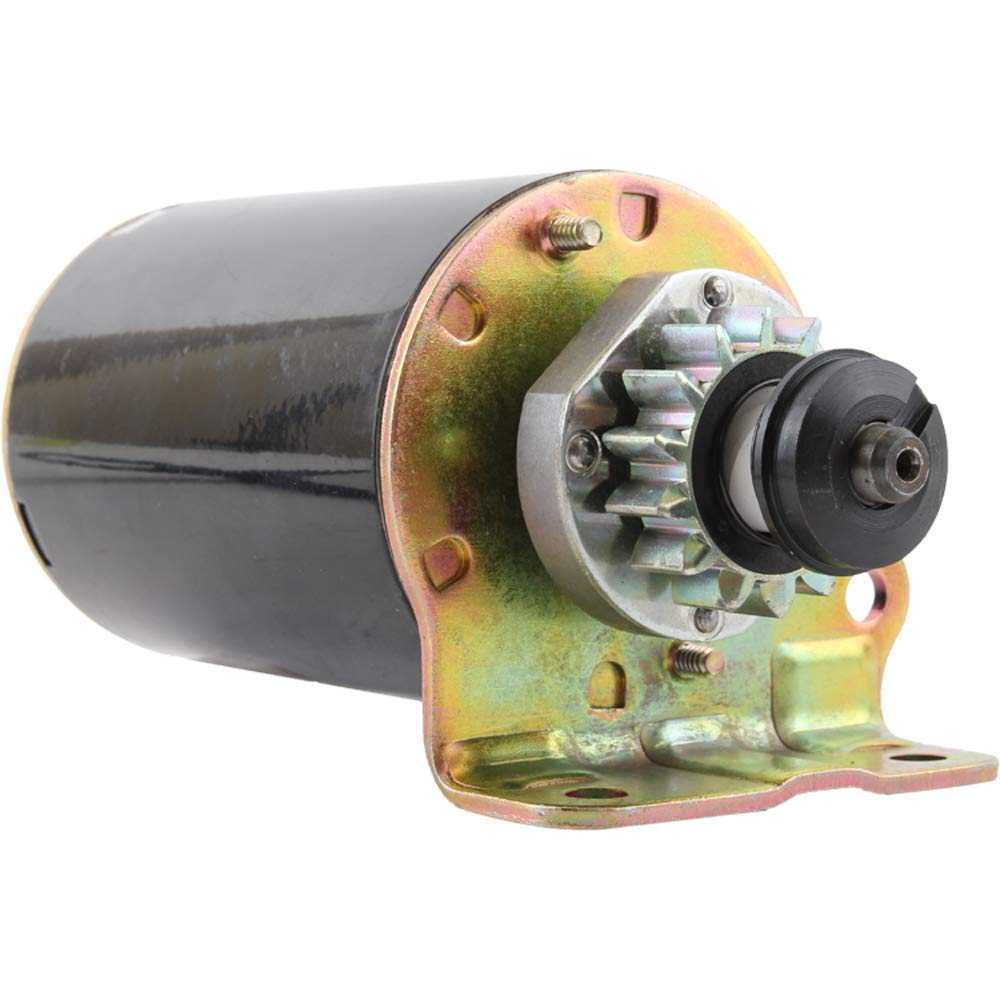 New DB Electrical SBS0030 Starter for Briggs Engines 7 to 18 HP 14 Tooth Steel Gear 693551, 693552 410-22028 5932 435-198 12954
