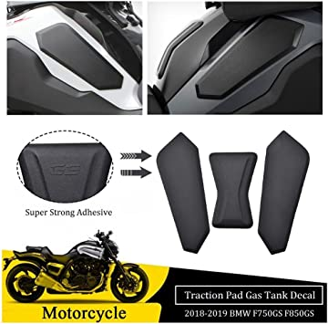 Side Tank Traction Pad Gas Knee Grip Protective Motor Fit SUZUKI GSXR 1000 17-19